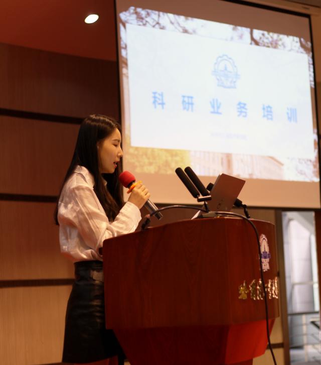 东交通�y��_科工院成功举办第一期科研业务培训会